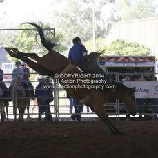Nebo Rodeo APRA 2014 - Slack Program