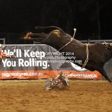 Nebo Rodeo APRA 2014 - Main Program
