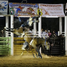 Moranbah Rodeo CQCA 2014 - Main Program