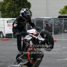 Lukey Luke Stunt Rider - 4 x 4 Outdoors Show