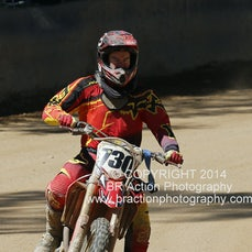HCV Dirt Track Championships - Round 2 Broadford Oct 2014 - Afternoon Session