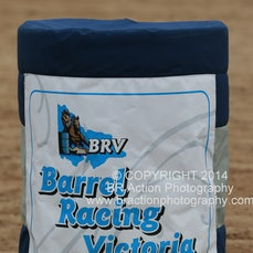 Barrel Racing - Bacchus Marsh - Oct 2014