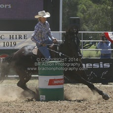 Barrel Racing - Slack 1