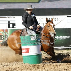 Barrel Race - Afternoon - Sect 1