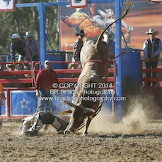 2nd Div Bull Ride - Afternoon - Sect 1