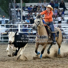 Breakaway Roping - Night - Sect 2