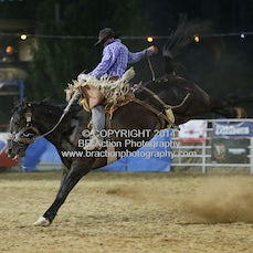 Saddle Bronc - Night - Sect 1