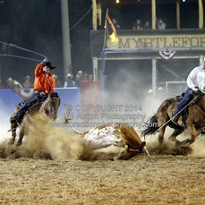 Team Roping - Night - Sect 2