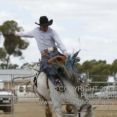 Saddle Bronc - Slack 1