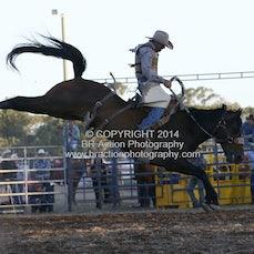 Yarrawonga Saddle Bronc - Sect 1