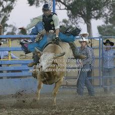 Yarrawonga Open Bull Ride - Sect 1