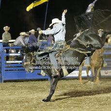 John Collins Memorial Saddle Bronc Shootout