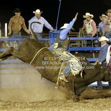 Yarrawonga Open Bull Ride - Sect 2