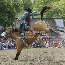 Tumbarumba - Open Saddle Bronc - Sect 1