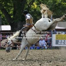Tumbarumba 2nd Div Saddle Bronc - Sect 2