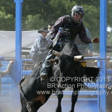Tumbarumba 2nd Div Bull Ride - Sect 1