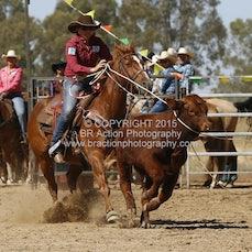 Finley Rodeo - Breakaway Roping - Slack 1