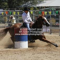 Finley Rodeo - Barrel Race - Slack