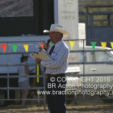 Finley Rodeo 2015 - Grand Entry