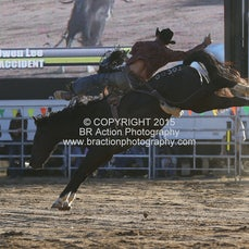 Finley Rodeo - Open Bareback - Sect 1