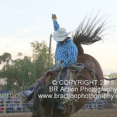 Finley Rodeo - Saddle Bronc - Sect 1