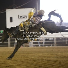 Finley Rodeo - Open Bareback - Sect 2