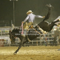 Finley Rodeo - Saddle Bronc - Sect 2