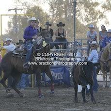 Finley Rodeo - Breakaway Roping - Sect 1
