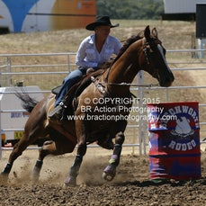 Beechworth Barrel Race - Slack 1