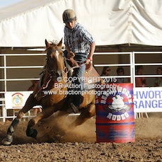 Beechworth Junior Barrel Race - Sect 1