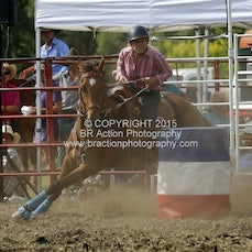 Tumbarumba Barrel Race - Sect 1