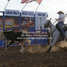 Beechworth Breakaway Roping - Sect 1