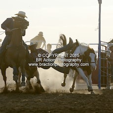 Beechworth Steer Wrestling - Sect 1