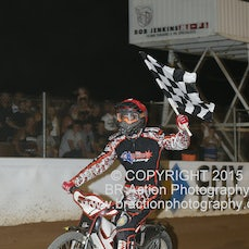 2015 Australian Speedway Solo Championships -  Rd 3 - Undera VIC