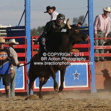 Wagga APRA 2015 - 2nd Div Bull Ride - Sect 1