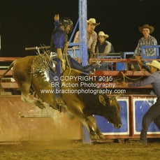 Wagga APRA 2015 - 2nd Div Bull Ride - Sect 2