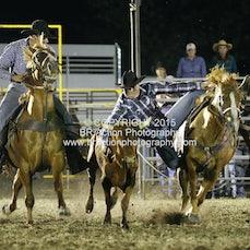 Ballarat - Steer Wrestling - Sect 1