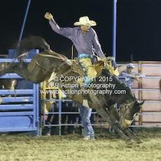 Ballarat - Open Saddle Bronc - Sect 1