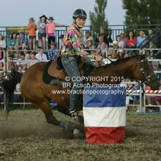 Ballarat - Junior Barrel Race - Sect 1