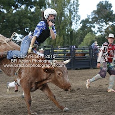 Whittlesea Rodeo - Steer Ride - Non Points