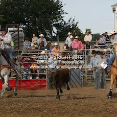 Whittlesea Rodeo - Team Roping - Sect 1