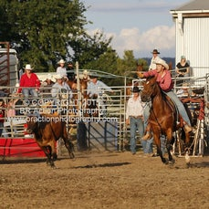 Whittlesea Rodeo - Team Roping - Sect 2