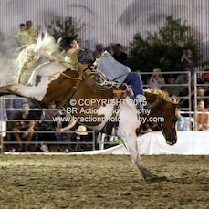 Whittlesea Rodeo - Open Bareback - Sect 1