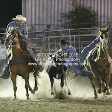 Whittlesea Rodeo - Steer Wrestling - Sect 1