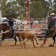 Kyabram APRA Rodeo - Team Roping - Slack 1