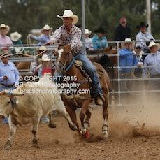 Kyabram APRA Rodeo - Rope & Tie - Slack 1