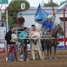 Kyabram APRA Rodeo 2015 - Grand Entry