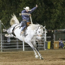 Kyabram APRA Rodeo - Open Saddle Bronc - Sect 1