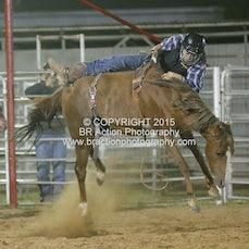Kyabram APRA Rodeo - Junior Bareback - Sect 1