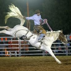 Kyabram APRA Rodeo - Saddle Bronc - Sect 2